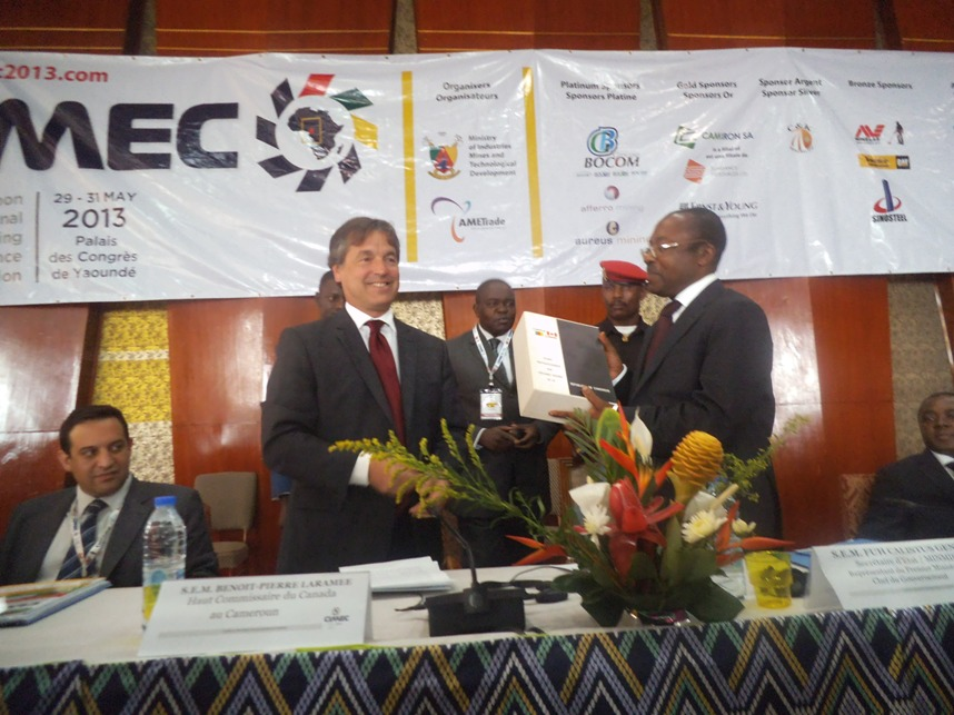 CIMEC 2013 : MINING STAKEHOLDERS MEET IN YAOUNDE