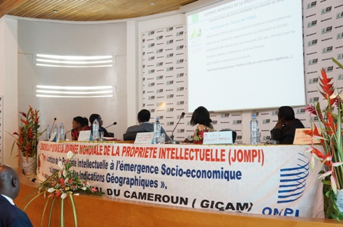 JOMPI 2013 : Cameroon's Geographical Indications Steal Show