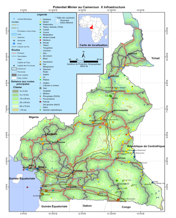 cmr mining map